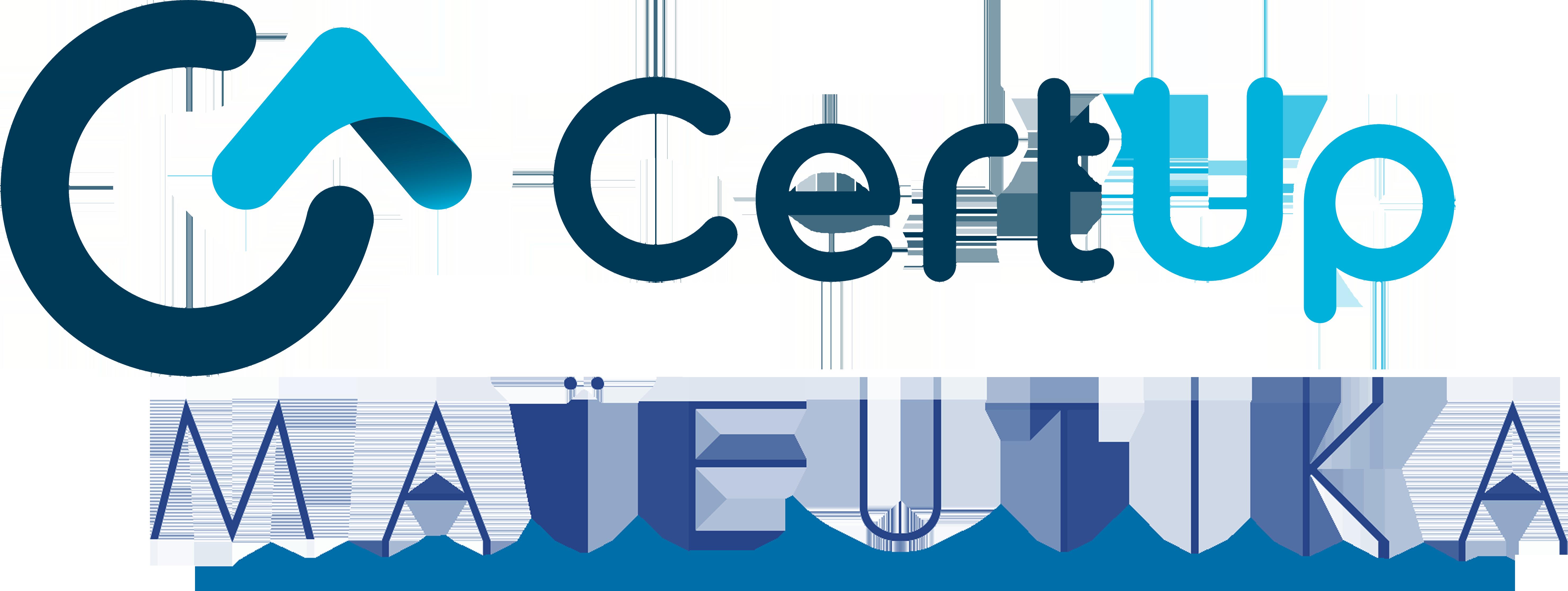 CertUp-Maïeutika